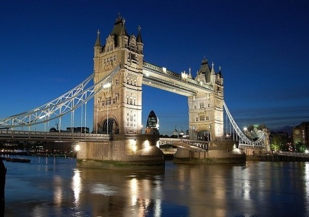 Tower-Bridge-London Beautiful-landmark 1197