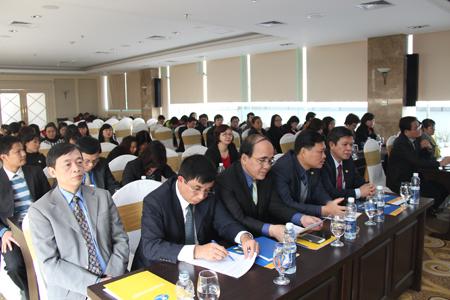 Hội nghị tổng kết năm 2013 của Công ty Lữ hành Hanoitourist