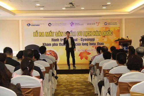 Công ty Lữ hành Hanoitourist ra mắt sản phẩm du lịch Hàn Quốc mới hấp dẫn