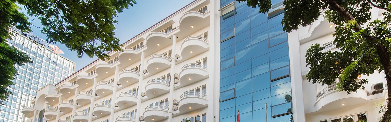 Banner trang lĩnh vực khách sạn