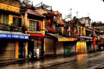 Khám phá phố cổ Hà Nội