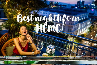 Best nightlife in Ho Chi Minh City