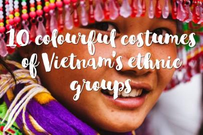 10 colourful costumes of Vietnam