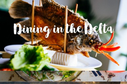 Dining in the Delta
