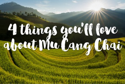4 things you'll love about Mu Cang Chai