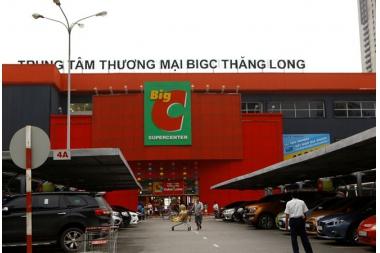 Công ty TNHH Thương mại Quốc tế và Dịch vụ Siêu thị BIG C Thăng Long