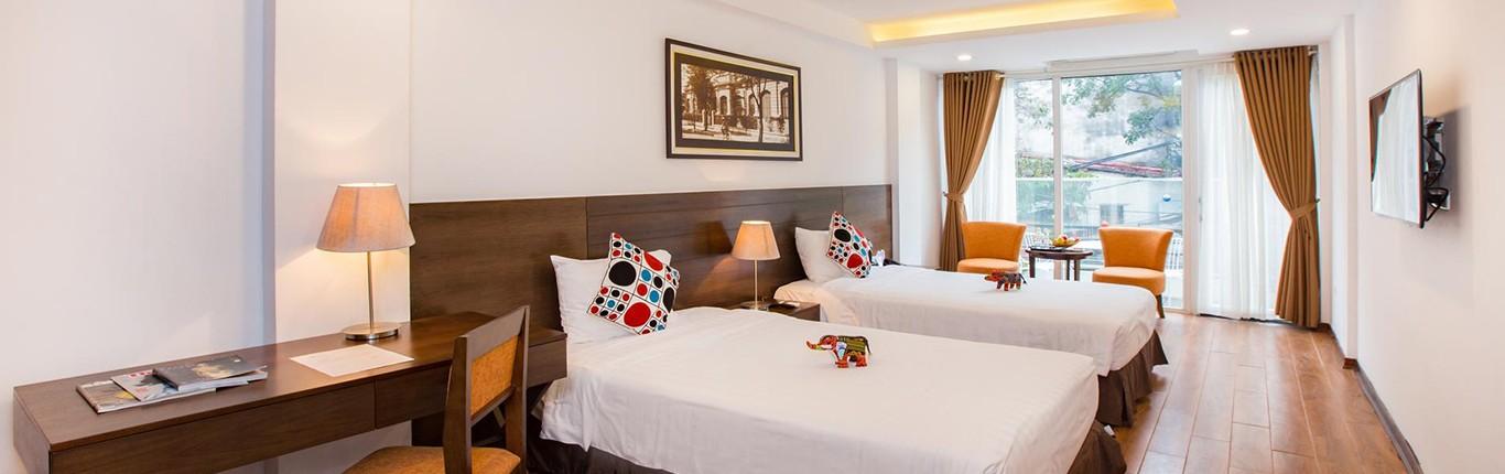Khách sạn Thăng Long Espana
