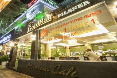 Nhà hàng Hà Nội Marina