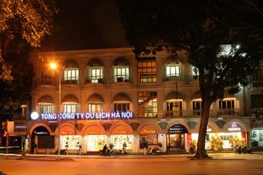 Trung tâm Thương mại và Dịch vụ du lịch