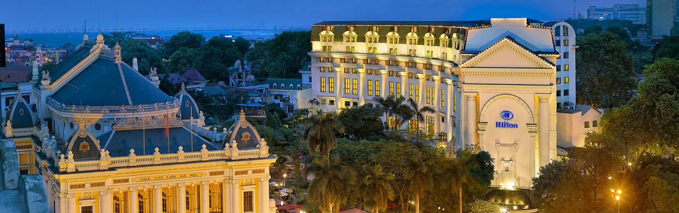 Khách sạn Hilton
