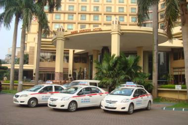 Hanoitourist taxi joint stock company