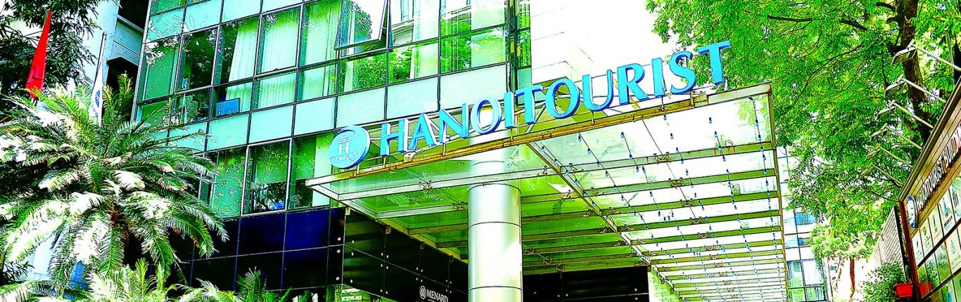 Tòa nhà Hanoitourist