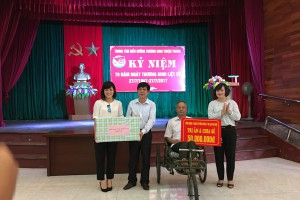 Hội nghị sơ kết 6 tháng đầu năm Công đoàn - Đoàn thanh niên Tổng công ty Du lịch Hà Nội