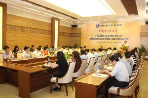 Hanoitourist tổ chức Hội nghị sơ kết 6 tháng đầu năm 2017