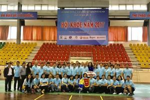 Hanoitourist đạt thành tích xuất sắc tại Hội khỏe Cụm thi đua số 15 TP Hà Nội