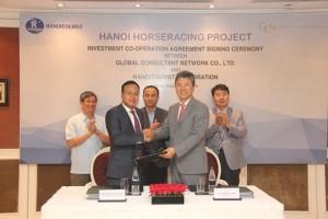 Hanoitourist plans $500mn horse racetrack in Hanoi