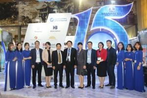 Hanoitourist tham dự Hội chợ Du lịch Quốc tế Việt Nam (VITM) 2019