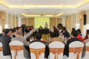 Hanoitourist Corporation holds conference for 2019 main business tasks