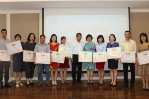 Công đoàn Tổng công ty tổ chức Lễ Phát động hưởng ứng