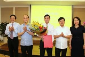 Ông Nguyễn Văn Dũng được bổ nhiệm giữ chức vụ Tổng Giám đốc Tổng công ty Du lịch Hà Nội