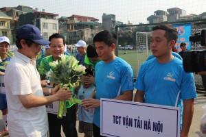 Khai mạc Giải bóng đá Hanoitourist Cup 2019