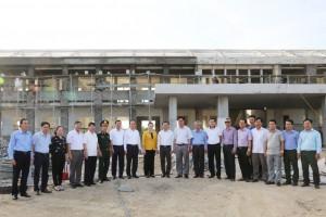 Tổng giám đốc Tổng công ty Du lịch Hà Nội đã vinh dự tham gia Đoàn công tác TP Hà Nội tặng quà gia đình chính sách tại tỉnh Phú Yên