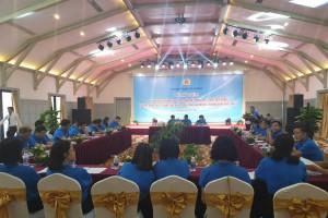 Hội nghị sơ kết 6 tháng đầu năm, triển khai nhiệm vụ 6 tháng cuối năm 2019 Công đoàn Tổng công ty Du lịch Hà Nội