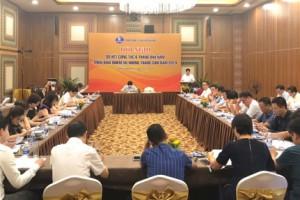 Hanoitourist tổ chức Hội nghị sơ kết 6 tháng đầu năm 2019