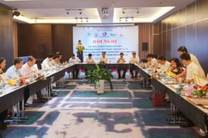 """Hội nghị sơ kết 6 tháng đầu năm, triển khai nhiệm vụ 6 tháng cuối năm 2019; Biểu dương và giao lưu các gương điển hình tiên tiến, """"Người tốt, việc tốt"""" Thành phố năm 2019 của Cụm thi đua số 20 thành phố Hà Nội."""