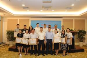"""Hanoitourist tổ chức Hội nghị biểu dương khen thưởng gương """"Người tốt việc tốt"""" cấp Thành phố"""