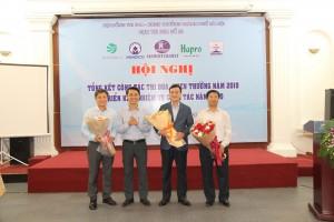 Hội nghị Tổng kết công tác thi đua, khen thưởng năm 2019 và triển khai phương hướng, nhiệm vụ công tác năm 2020 của Cụm Thi đua số 20 TP Hà Nội.