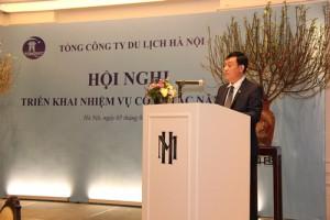 Tổng công ty Du lịch Hà Nội tổ chức Hội nghị Triển khai công tác đầu năm Canh tý 2020