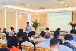 Công đoàn Tổng Công ty Du lịch Hà Nội tổ chức Hội nghị tập huấn Điều lệ công đoàn khóa XII và Bộ luật lao động năm 2019