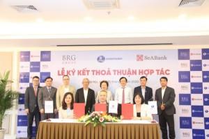 Tổng công ty Du lịch Hà Nội, Tập đoàn BRG và SeABank ký kết Thỏa thuận Hợp tác phát triển sản phẩm du lịch năm 2020