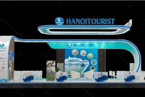 Tổng công ty Du lịch Hà Nội - Hanoitourist tham dự Hội chợ VITM 2020