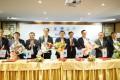 Lễ ký kết Biên bản ghi nhớ giữa Tổng công ty Du lịch Hà Nội, Tổng công ty Điện lực Hà Nội, Tổng công ty Vận tải Hà Nội, Tổng công ty Đầu tư và Phát triển nhà Hà Nội và Tổng công ty Đầu tư Phát triển Hạ tầng Đô thị UDIC
