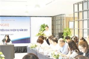 Hanoitourist tổng kết công tác năm 2020 và triển khai nhiệm vụ năm 2021