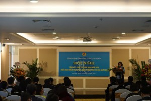 Công đoàn Tổng Công ty Du lịch Hà Nội: vượt khó khăn, đạt thành quả