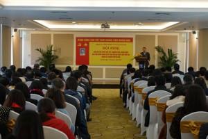 Đảng ủy Tổng công ty Du lịch Hà Nội tổ chức Hội nghị cán bộ chủ chốt học tập, nghiên cứu, quán triệt các nội dung nghị quyết Đại hội đại biểu lần thứ XVII Đảng bộ thành phố Hà Nội năm 2021