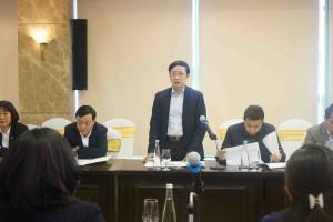 Tổng Công ty tổ chức Hội nghị giới thiệu người ứng cử Đại biểu HĐND thành phố Hà Nội