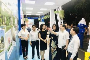 Tổng công ty Du lịch Hà Nội tham dự chương trình