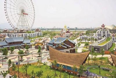 Kinh nghiệm du lịch công viên Asia Park – khu vui chơi mang đẳng cấp quốc tế tại Đà Nẵng