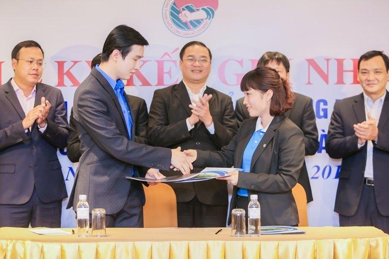 Thỏa thuận hợp tác giữa Tổng công ty Du lịch Hà Nội và VNPT Hà Nội