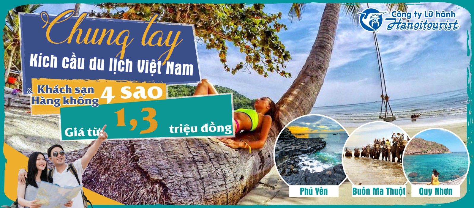 Tour kích cầu DL Việt
