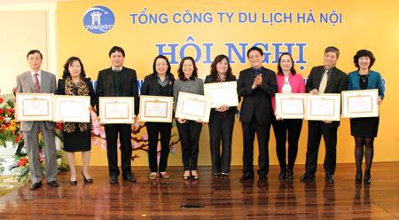 TCT DL Hà Nội vẫn đạt kết quả khả quan bất chấp những khó khăn của nền kinh tế