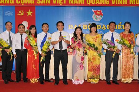Đại hội đại biểu đoàn TNCSHCM Tổng công ty Du lịch Hà Nội